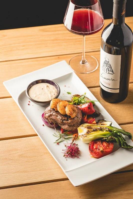 Trattoria Serafina. Új olasz étterem nyílt a Bikás Parkban. GasztroMagazin 2021.