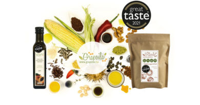Újabb Grapoila termékek szereték meg a Great Taste elismerést. GasztroMagazin 2021.