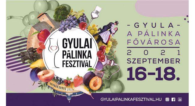 Gyulai Pálinkafesztivál 2021.