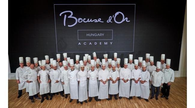 Dalnoki Bence, a Stand 25 sous chefje nyerte a Hungexpo vadonatúj rendezvénytermében megrendezett Bocuse d'Or magyarországi versenyét. GasztroMagazin 2021.