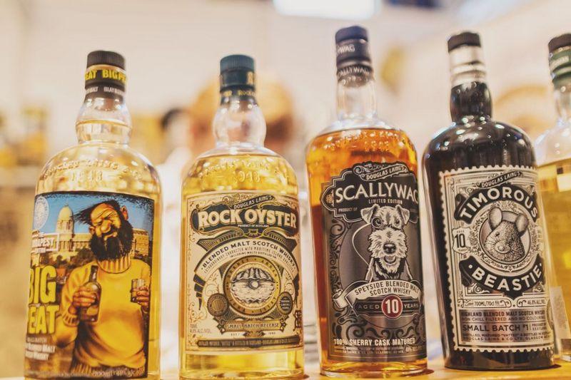 10. Jubileumi Whisky Show a Corinthia Hotel Budapest rendezvénytermeiben. GasztroMagazin 2021.